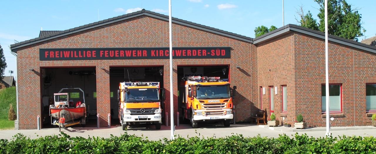 Unser neues Feuerwehrhaus
